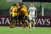 Barcelona arranca la Copa Libertadores con triunfo en Brasil