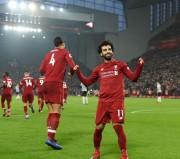 El 'Boxing day' fortalece al Liverpool y deprime al City (Resumen)