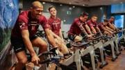 Venezuela ya se entrena en Madrid con los 15 jugadores disponibles