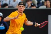 Shapovalov reta a Djokovic y Verdasco a Thiem; avanzan Garbiñe y Serena (Resumen)