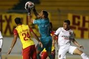 Aucas no tuvo un buen debut en la fase de grupos de Copa Sudamericana