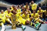 El Dortmund gana la Copa de Alemania al imponerse al Eintracht de Ordoñez