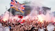 Arrestan a 5 hinchas holandeses armados en víspera del Juventus-Ajax