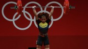 Angie Palacios logra primer diploma olímpico para Ecuador