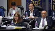 Suspensión temporal a seis miembros del Directorio de la FEF