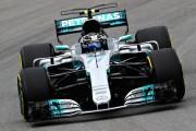 Bottas (Mercedes) logra la 'pole position' y saldrá primero en Brasil