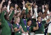(12-32) Sudáfrica, campeón mundial al derrotar con justicia a Inglaterra