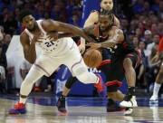 Raptors y Nuggets se muestran muy superiores a Sixers y Trail Blazers (Resumen)