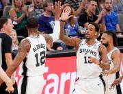 Nuggets y Spurs consolidan lideratos; Pacers avisan a Celtics