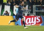 (1-2) El United remonta y aplaza clasificación del Juventus pese a golazo CR7