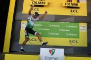 Sagan se viene arriba en Colmar y Alaphilippe sigue de amarillo