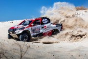 Alonso alimenta sus opciones de Dakar con foto del desierto en Instagram