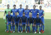 (1-0) Lunin lleva a una sólida Ucrania a su primera final
