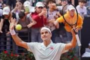 Federer sobrevive a la solidez de Coric y ya está en cuartos
