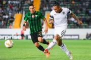 Empate de Zenit y Krasnodar con un ecuatoriano en cancha