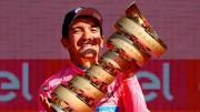 """Carapaz: """"Mi objetivo principal es el Giro de Italia"""""""