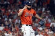 Astros niegan el apoyo a Osuna