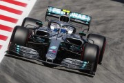Bottas por delante de Vettel en el primer libre en Montmeló; Sainz fue sexto