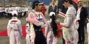 Checo Pérez, descontento con su coche: Parece que no es posible entrar en Q3