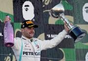Bottas aprovecha un error de Vettel para imponerse en Japón