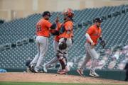 Rays, Astros y Yanquis pasan a la Ronda Divisional de la Liga Americana