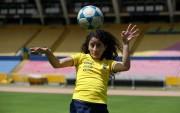 Fútbol y matemáticas, la jugada calculada de la ecuatoriana Rodríguez