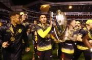 Barcelona se despidió de Jonatan Álvez