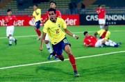 Johan Mina, goleador Sudamericano (TWEET)