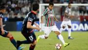Sornoza dio asistencia en empate de Fluminense