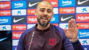 Valdés da por perdido a Ansu Fati y agradece a Valverde haber apostado por él