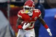 Los Chiefs acuerdan extensión de contrato con Hill
