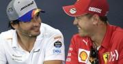 Carlos Sainz defiende la continuidad del GP de España en Montmeló