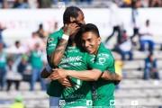 Ángel Mena destaca el juego del León más que sus goles