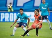 """El """"Zar"""" suma minutos en la Europa League"""