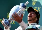 Hamilton gana por delante de Verstappen en Hungría