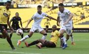 """Acá en Liga todos peleamos para ser titular"""