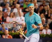 Nadal a semifinales tras dejar atrás a Fognini