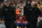 El inglés Oxlade-Chamberlain se pierde el Mundial por una lesión de rodilla