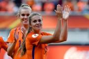 Lieke Martens, del Barcelona, sucede Carli Lloyd como mejor jugadora del año