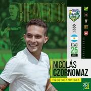 Nicolás Czornomaz reforzará a Orense