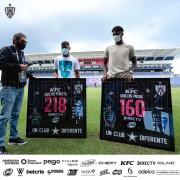 Independiente del Valle despidió a Vite y Pacho
