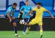 El Zenit y el Lokomotiv, eliminados de la Copa en dieciseisavos
