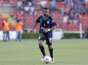 Jordan Sierra, presente en empate del Querétaro