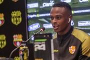 """""""Vengo a aportar mi grano de arena para ser campeón con Barcelona"""""""