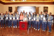 Lenín Moreno designa a Andrea Sotomayor como secretaria de Deporte