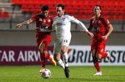Liga se estrena en la Libertadores con empate en Chile