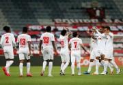 Bragantino sacó un empate a Flamengo con Realpe desde el arranque