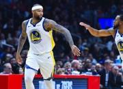 Golpe de autoridad de los Warriors a los Rockets, los Thunder lo aprovechan (Resumen)