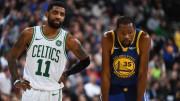 Durant, Irving y DeAndre Jordan serán nuevos compañeros con los Nets