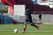 Junior Sornoza ya entrena en Xolos
